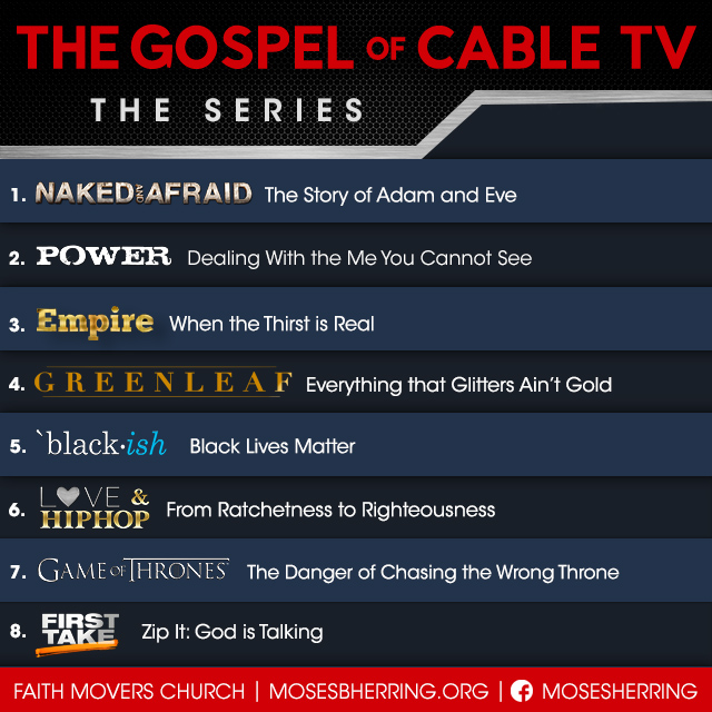 Gospel of Cable TV - Complete