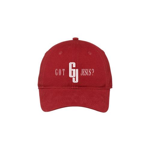 Got Jesus Red Hat (Unstructured)
